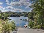 Take advantage of the community's private, gated boat dock right down the road!