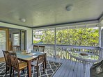 Embrace the 'Aloha Spirit' at this beachfront 2-bedroom, 2-bathroom Hauula vacation rental home!