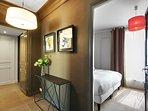 Hallway And Bedroom 1
