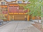2-Car Garage with 12 Boot Warmer, Ski Storage Rack, Private Deck with Hot Tub, and Additional Driveway Parking