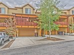 2-Car Garage with 12 Boot Warmers, Ski Storage Rack and Bench, Private Deck with Hot Tub, and Additional Driveway...