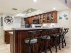 Edgewater 404 Breakfast Bar