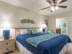 Edgewater 404 Master Bedroom
