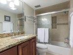 Edgewater 404 Guest Bath