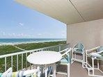 Edgewater 404 Private Beachfront Balcon