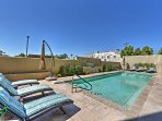 Claim a lounge chair by the pool and soak up the revitalizing Arizona sun!