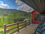Escape to your own mountain paradise with this spacious 7-bedroom, 3.5-bath family lodge in Dolores.