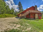 Calling all outdoor enthusiasts! This cozy mountain abode is ideally located near fantastic  hiking, fishing, and...