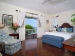 The master bedroom faces the ocean, with a private balcony for enjoying your early morning coffee. The bedroom has ...
