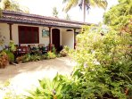 Deluxe Villa with Private Tropical Garden