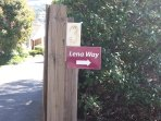 Follow the signs to LenaWay
