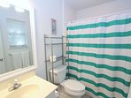 King Master Bathroom with Tub/Shower