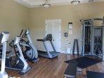 Indoor Outdoor gym