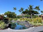 Pool with Mauna Kea Views