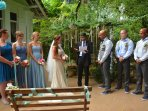 Wedding At Villa/ Garden