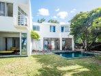 Contemporary Beach Villa