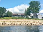 Waterfront property- private setting with over 600 feet of Cape Breton beach