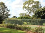 Tennis – Complimentary use of the tennis court is available anytime.