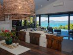 Horizons on Mission - Dining area view to Dunk Island