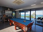 Horizons on Mission - Pool Room view to Dunk Island