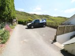 Woolacombe Holiday Cottages 2 Gull Rock Parking