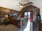 One of the TWO  Main Master King Suite located on upper level. Quality abounds!