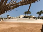 villa 76 from the beach