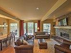 A quintessential mountain getaway awaits at this beautiful 2-bedroom, 2.5-bathroom Frisco vacation rental condo.