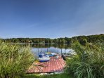 NEW! 4BR Waterfront Highland Lakes House w/ Dock!