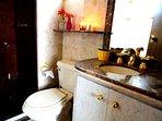 Marble bathroom - apartment # 1