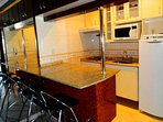 Fully furnished kitchen apartment # 1