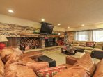 This large property offers everything from a fire pit to a volleyball court and an abundance of hammocks, as well as...