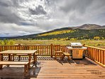 Experience mountain living at its finest from this unbelievable outdoor space.