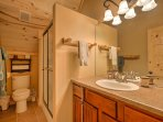 With 3 full bathrooms, there's plenty of space for everyone to get ready in the mornings.