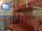 Bunk Room with Two Bunks.