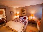 Cozy Master Bedroom with En-Suite Bathroom