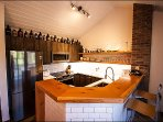 Modern Fully Equipped Clean Kitchen