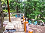 Enjoy Your Large Private Deck