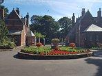Botanic Gardens, Churchtown Village.