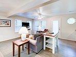 Beachwoods Resort 3BDR Living Room2