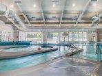 Beachwoods Resort Indoor Pool