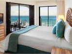 Emporio Hotel And Suites Cancun Master Bedroom With Balcony