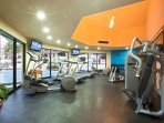Emporio Hotel And Suites Cancun Gym