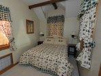 Bedroom #3 has a queen bed, TV/DVD.