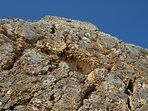 Torre Petrollla nella Riserva dei Calanchi di Montalbano