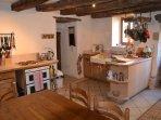 Small House Kitchen