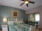 3rd Guest Bedroom Option for Queen Size Bed or 2 Twin size beds..