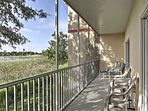 Gather your family for an unforgettable Disney retreat at this 4-bedroom, 3-bathroom Kissimmee vacation rental condo!