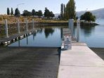 new boat launch with free parking