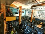 Complimentary access to the Vail Athletic Club located in Vail Village.